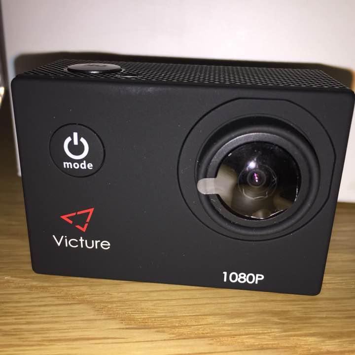 【新品同様】 Victure アクションカメラ AC200(¥2,999) - メルカリ スマホでかんたん フリマアプリ