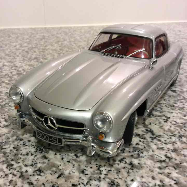 Kyosyo Mercedes-Benz 300SL 1954 1 18 model voiture mini  voiture  prix équitables