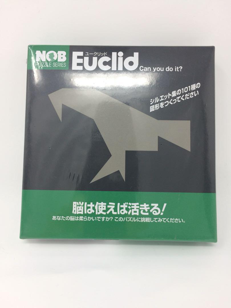 """NOB PUZZLE EUCLID /""""Puzzle Euclid/"""" JP"""