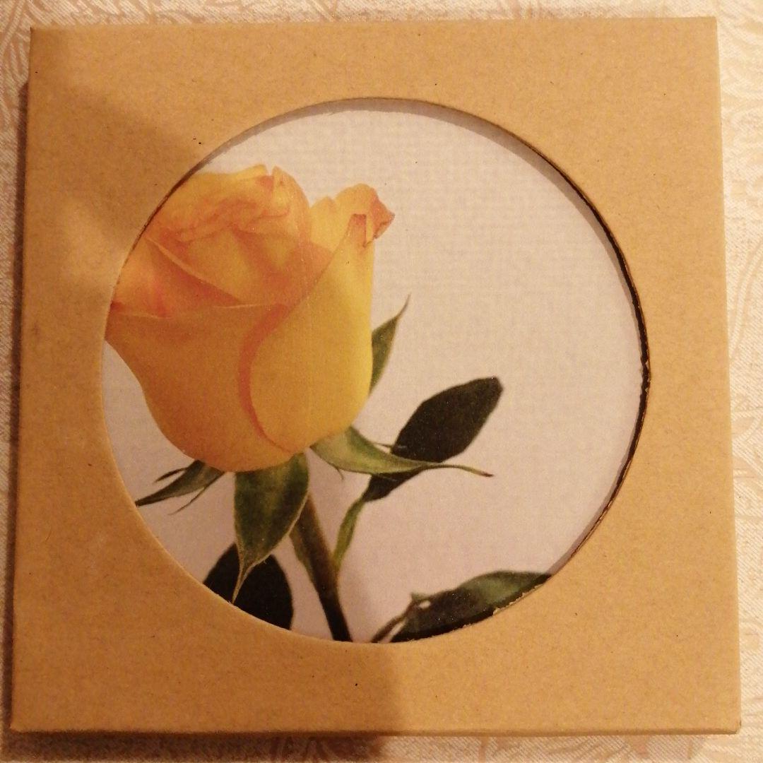 メルカリ コースター 黄バラ 薔薇 はいからさんが通る 柚香光 花組 宝塚 キャラクターグッズ 300 中古や未使用のフリマ