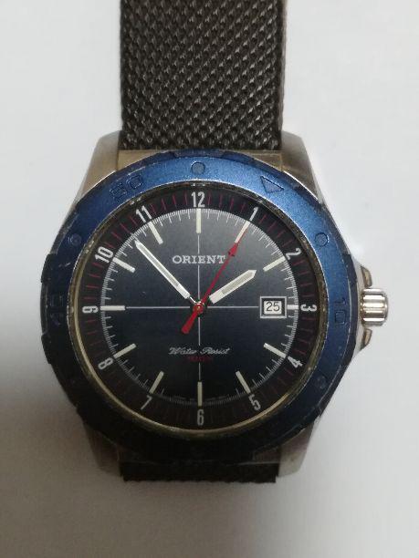 buy popular b5de2 7fd18 オリエント 腕時計 メンズ(¥3,500) - メルカリ スマホでかんたん フリマアプリ