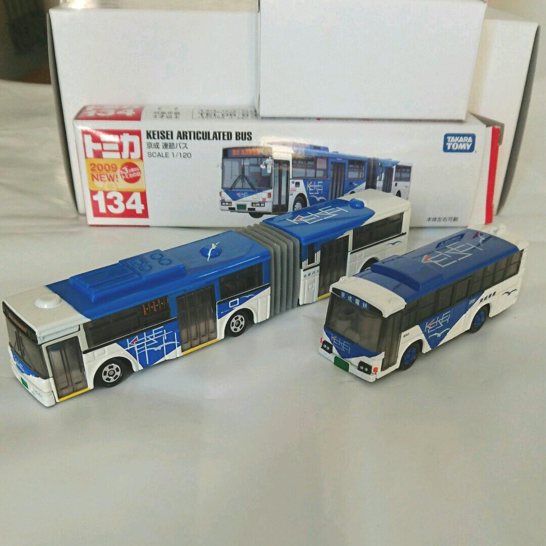トミカ バス 改造
