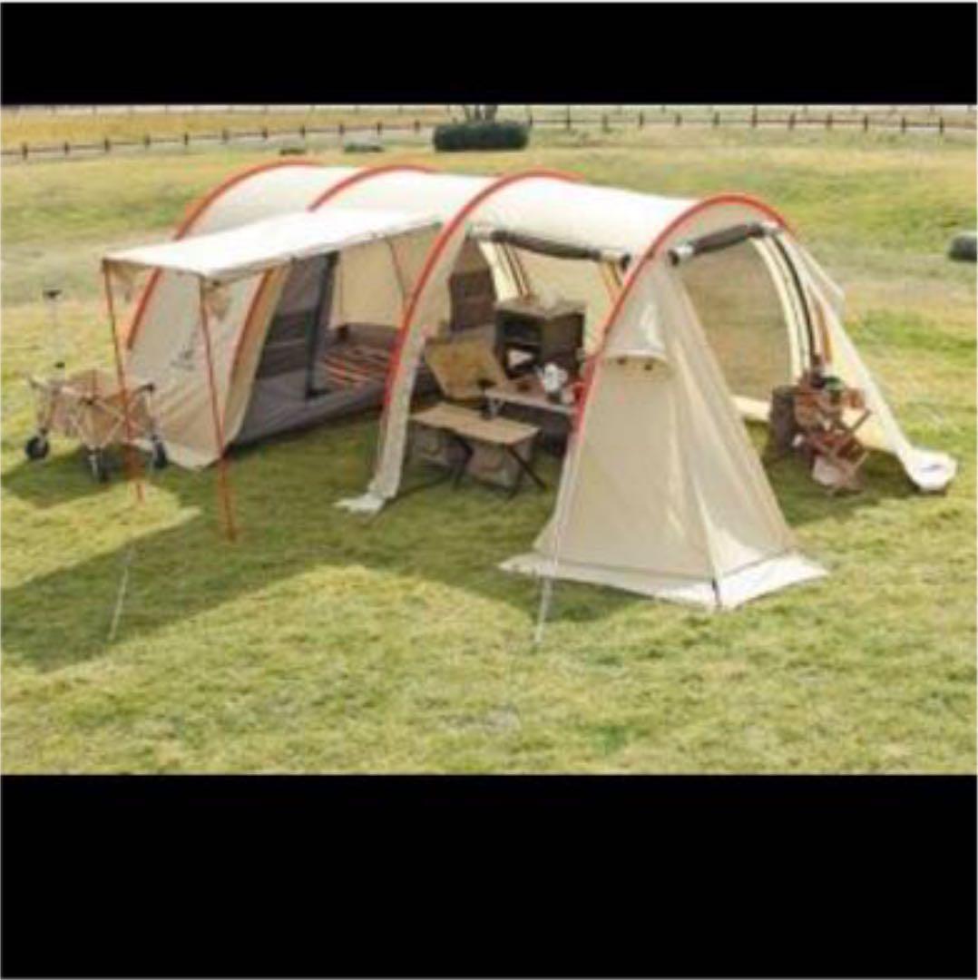 2 カマボコ テント
