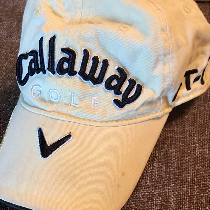 1fcb8e3428615 メルカリ - キャロウェイ ゴルフキャップ 【キャロウェイゴルフ】 (¥900 ...