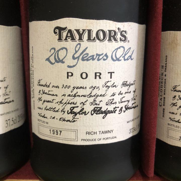 Port wine TAYLOR FLADGATE & YEATMAN