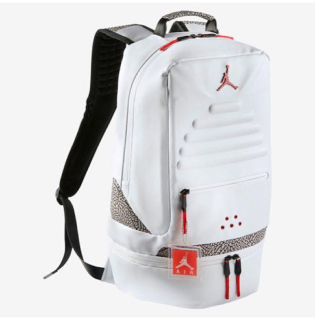 56cbb7264c6f メルカリ - 並行輸入⭐︎NIKE Jordan Retro III Backpack 【リュック ...
