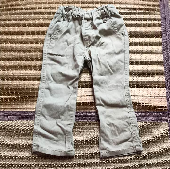 2df133eae87c6 メルカリ - 子供服 無印良品 ベージュ パンツ 90  無印良品  (¥400 ...