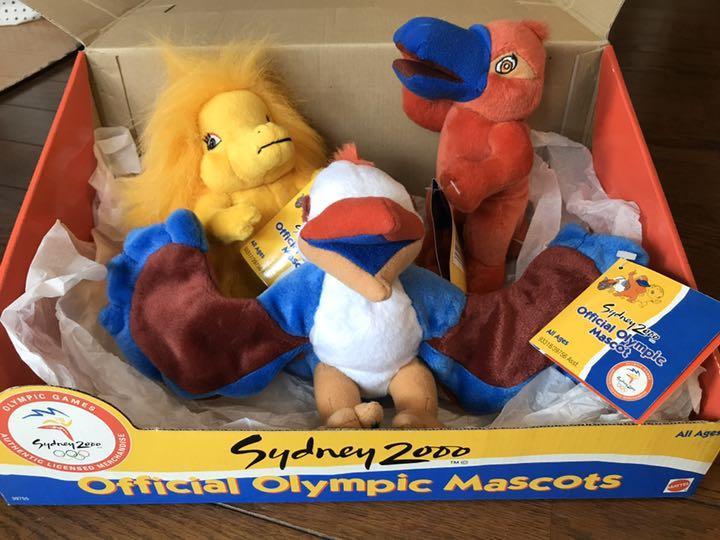 メルカリ - 2000年シドニーオリンピック マスコット人形(箱入り ...