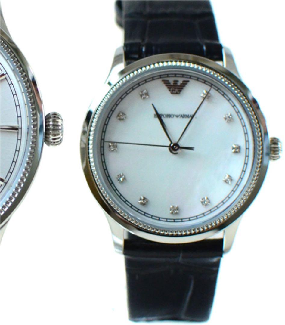 5fe514acbc メルカリ - 腕時計 レディース エンポリオアルマーニ 新品 【腕時計 ...