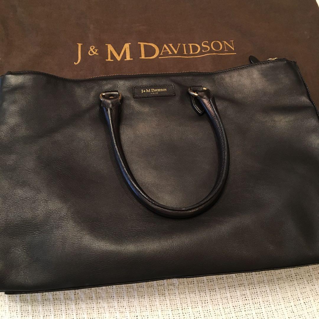 Davidson バッグ j&m