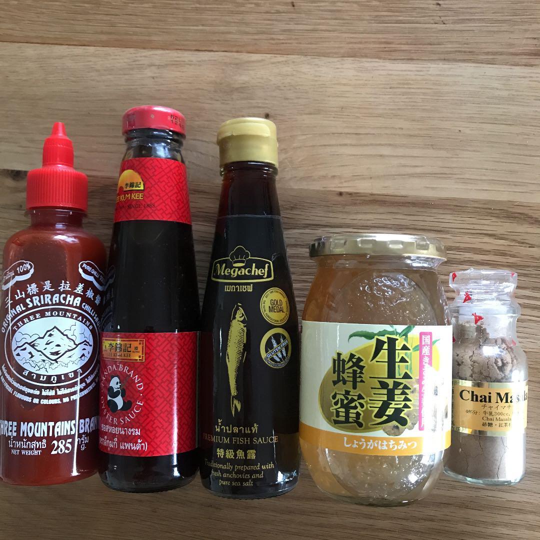 タイ 料理 調味 料