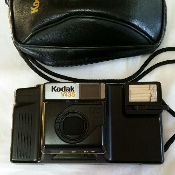 Kodak VR 35 K4 コンパクトフイルムカメラ(¥1,800) - メルカリ スマホでかんたん フリマアプリ