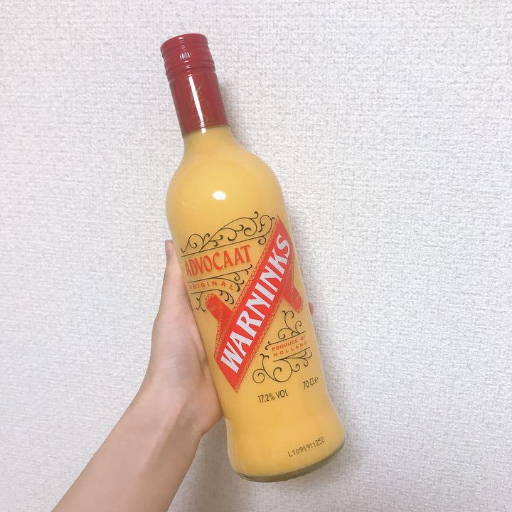 メルカリ - アドヴォカート(エッグリキュール) 【飲料/酒】 (¥1,000 ...