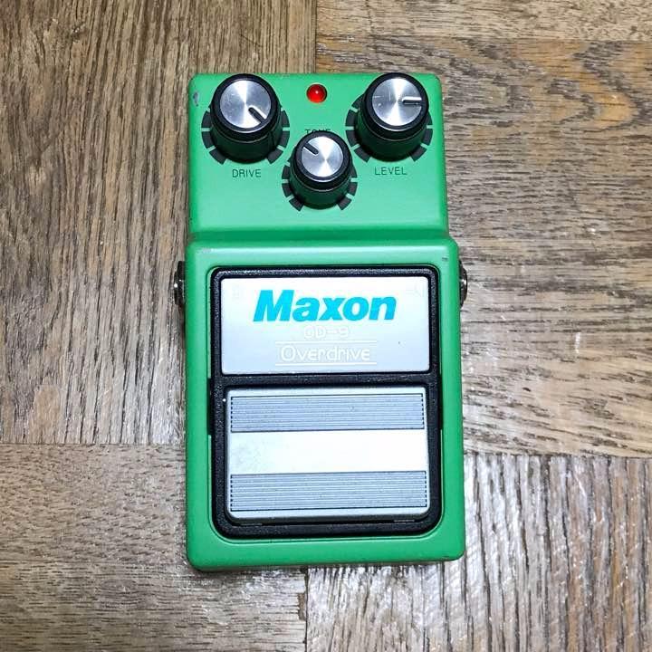 MAXON OD9(¥7,000) - メルカリ スマホでかんたん フリマアプリ