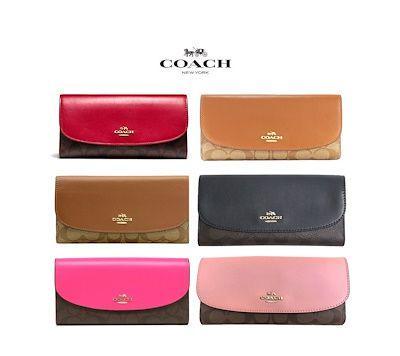 COACH長財布