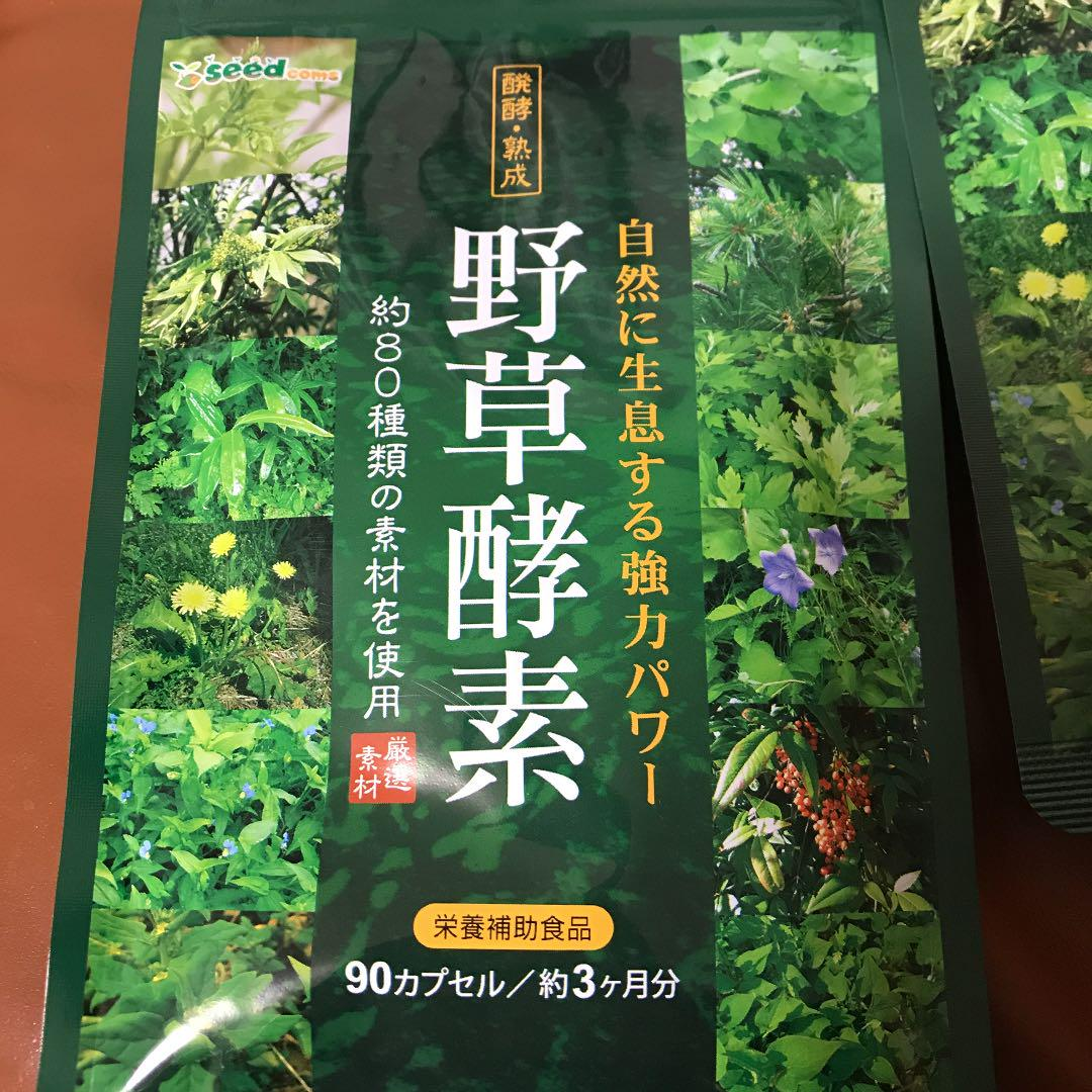 酵素 ランキング 野草