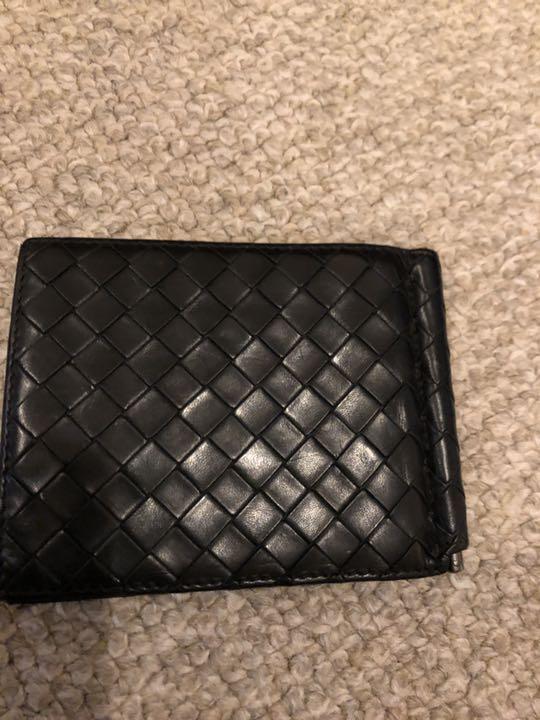 uk availability 7c1cf 4e30e ボッテガの二つ折りマネークリップ財布(¥12,500) - メルカリ スマホでかんたん フリマアプリ