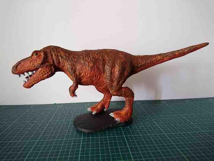 メルカリ 恐竜 ティラノサウルス 趣味おもちゃ 1600 中古や未