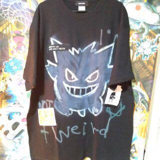 guernika ゲルニカ Tシャツ ポケモン ゲンガー(¥33,000) , メルカリ スマホでかんたん フリマアプリ
