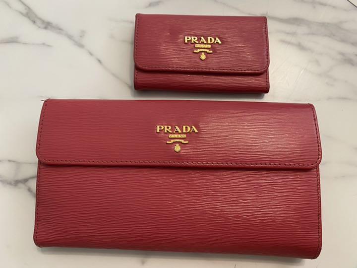 PRADA プラダ 財布 キーケース