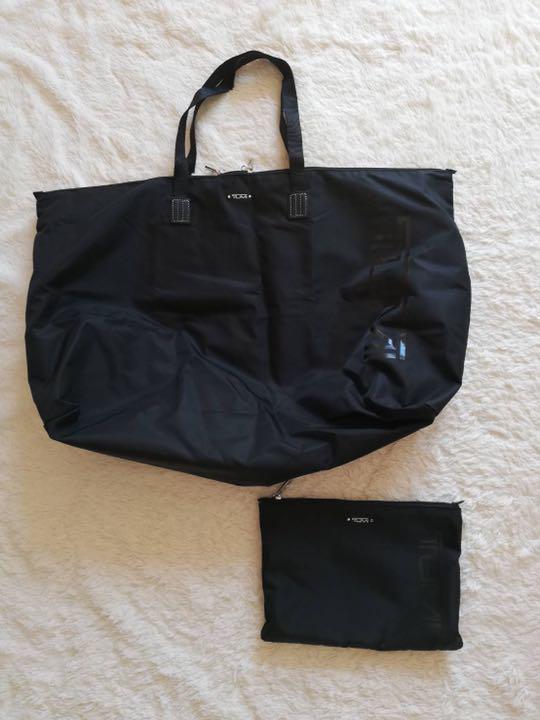bd48b948c4 メルカリ - TUMI 折りたたみナイロントートバッグ 【トゥミ】 (¥12,300 ...