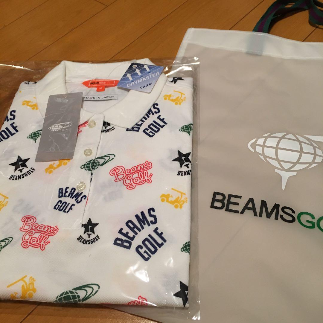 ビームスゴルフ 渋野日向子 着用 ポロシャツ