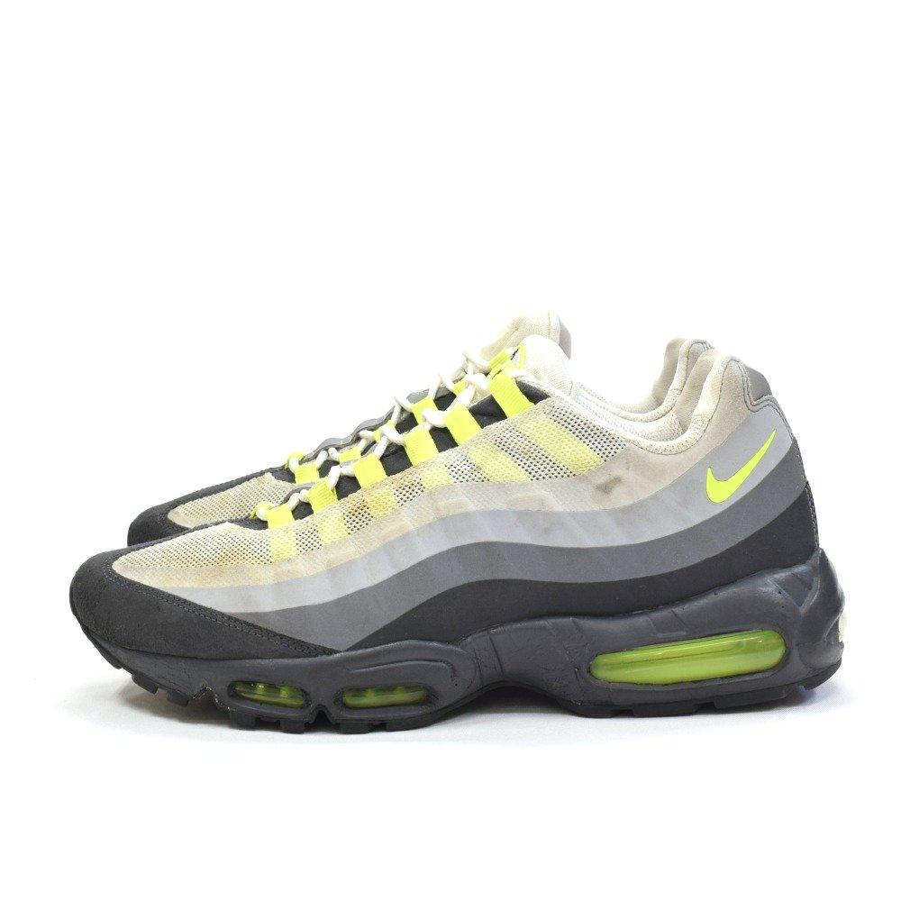 finest selection bfc87 d6f7a NIKE AIR MAX 95 NO-SEW イエローグラデ 28.5cm(¥13,000) - メルカリ スマホでかんたん フリマアプリ