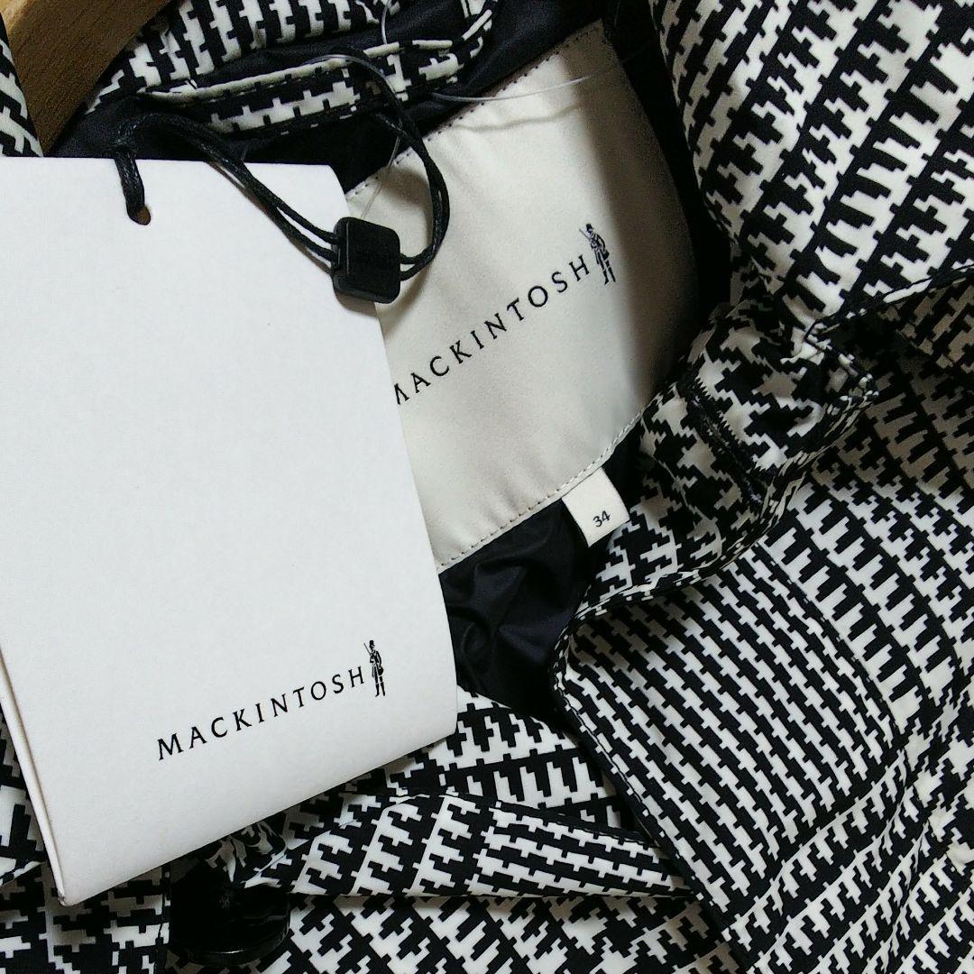 定価13万、MACKINTOSH マッキントッシュのシングルコート