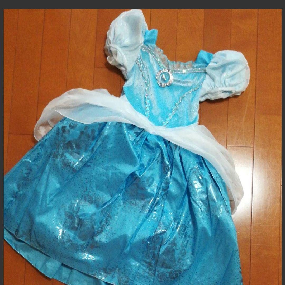 5e4e3a657beac メルカリ - ディズニー プリンセス シンデレラ ドレス ビビディバビディ ...