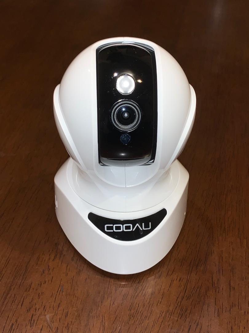 cooau ネットワーク カメラ