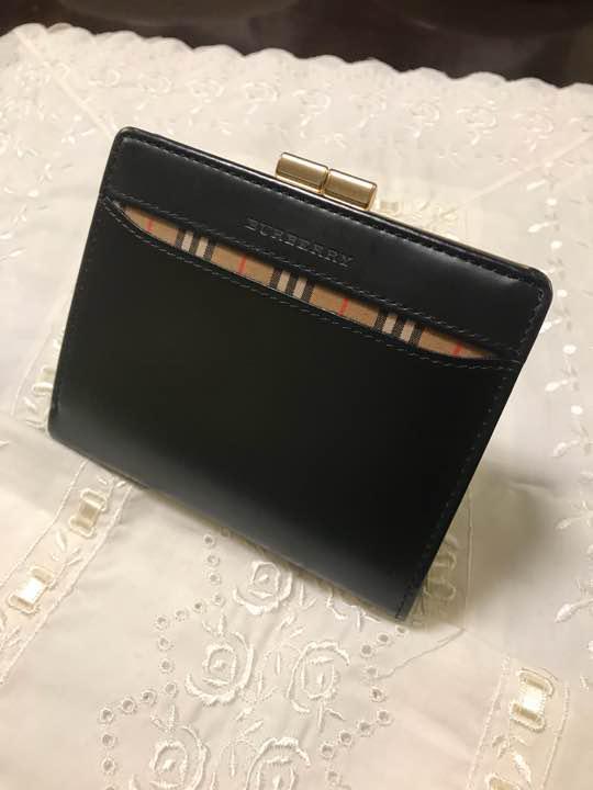 new arrival a52a5 8c93f サボテン様専用 BURBERRY(バーバリー) 財布 二つ折り(¥6,500) - メルカリ スマホでかんたん フリマアプリ