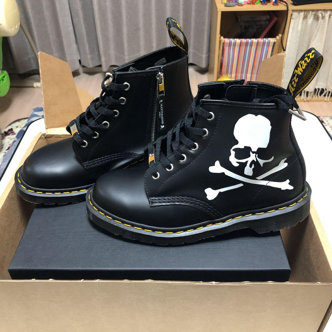 Men's Shoes Boots Brand New Mastermind World X End X Dr.martens Boots Uk8 Us9