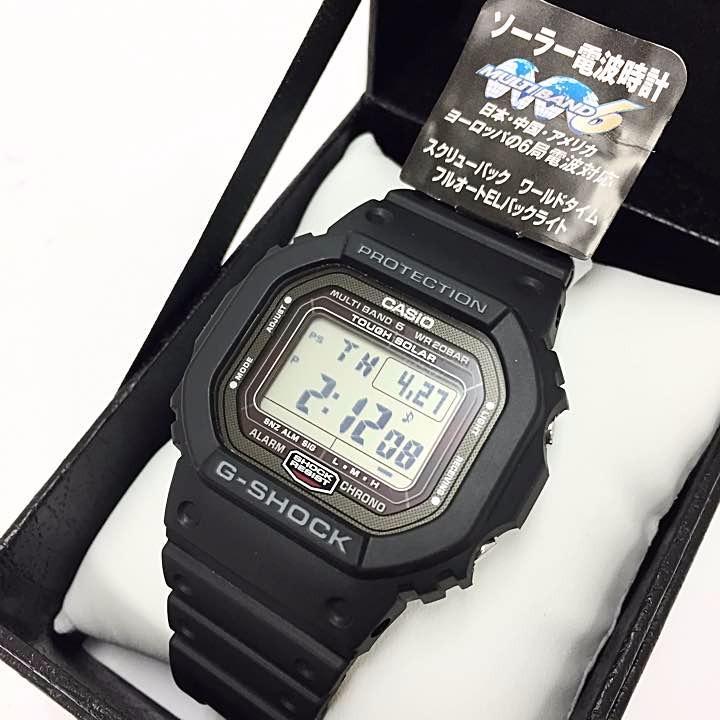 1789a6fa73 メルカリ - ◇CASIO カシオ G-SHOCK GW-5000-1JF ソーラー電波時計 ...