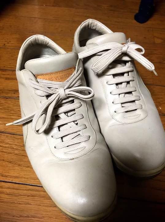ルイビトン 靴