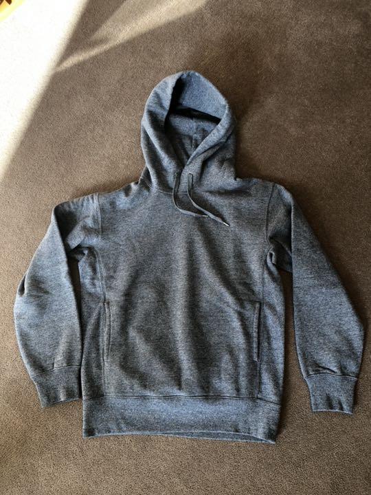 Men's Clothing United Uniqlo Mens Grey Sweatshirt Xl Hoodies & Sweatshirts