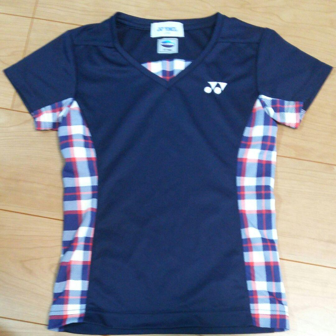 9aee200697768 メルカリ - 【美品】YONEX ジュニア ゲームシャツ 130サイズ ...