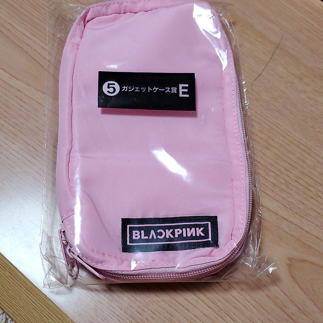 ブラックピンク ガジェットケース 一番くじ(¥800) , メルカリ スマホでかんたん フリマアプリ