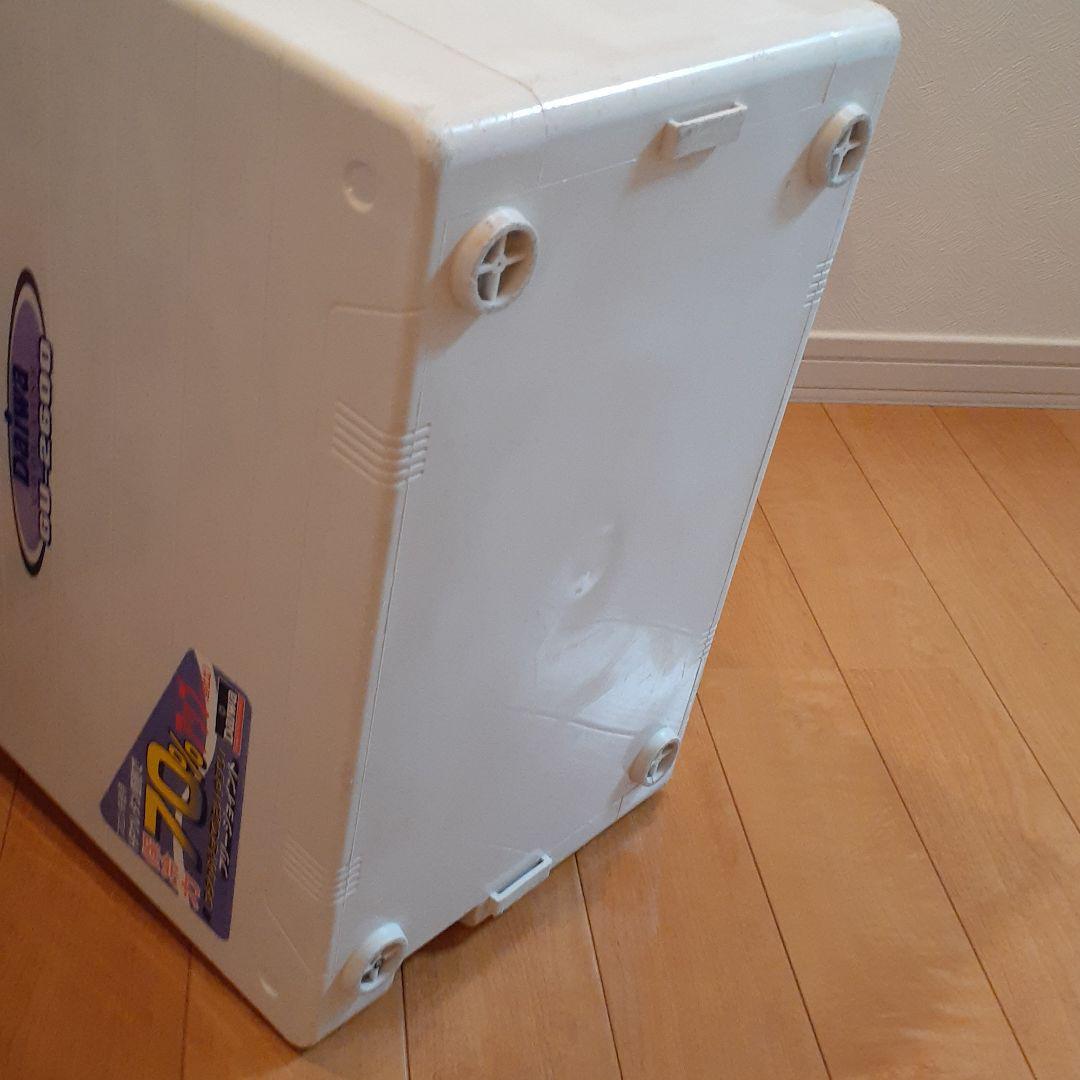 簡易 クーラー ボックス