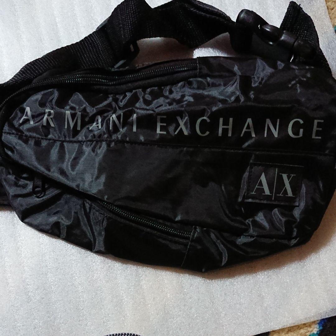 designer fashion 3c002 d5b31 アルマーニ ボディバッグ(¥750) - メルカリ スマホでかんたん フリマアプリ