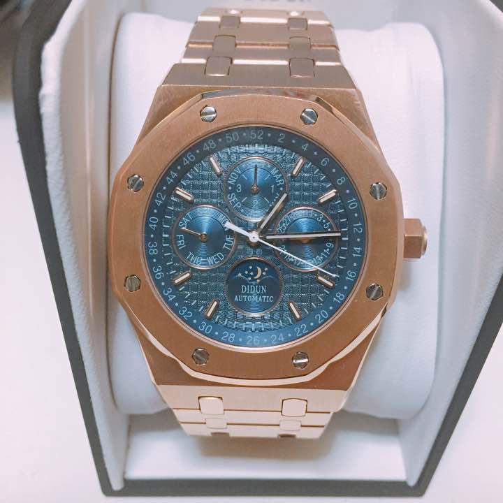 5f93a7fc63 メルカリ - 高級腕時計 DIDUN 機械式自動巻 ウブロ好きへ 【腕時計 ...
