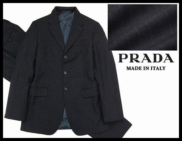 pretty nice c5cf7 8f464 ※金田スイミング様専用 プラダ PRADA 高級 スーツ セットアップ 50(¥22,000) - メルカリ スマホでかんたん フリマアプリ