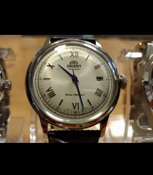 バンビーノ オリエント 星野源さんがオリエントの腕時計をしているという噂を調査してみた|逃げ恥着用モデルも紹介