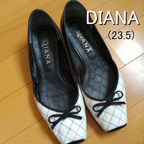 ダイアナパンプス|レディースブランドローファー靴ぺたんこ靴ペタンコヒール低い(¥ 8,000) , メルカリ