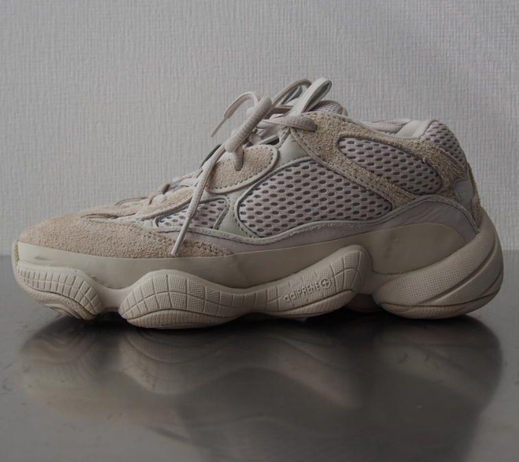 626a20bd0b2db メルカリ - 美品 タグ有 adidas YEEZY 500 23.5cm DB2908  スニーカー ...