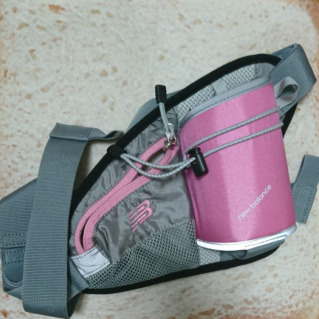 be03c993addbd メルカリ - ニューバランス ウエストポーチ ジョギング ウォーキング用 ...