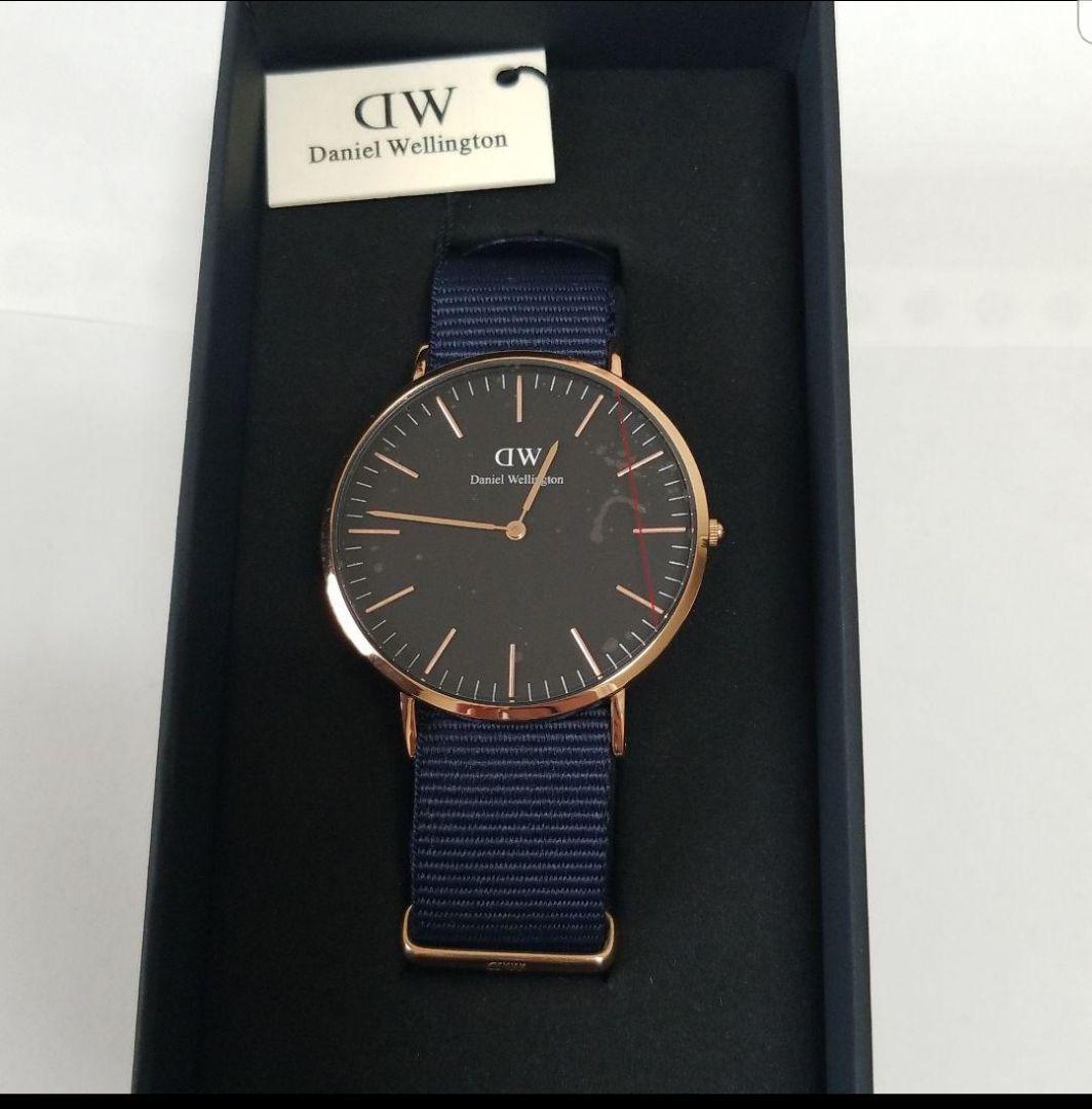 ダニエルウェリントン 腕時計 40mm 新作商品(¥8,333) , メルカリ スマホでかんたん フリマアプリ