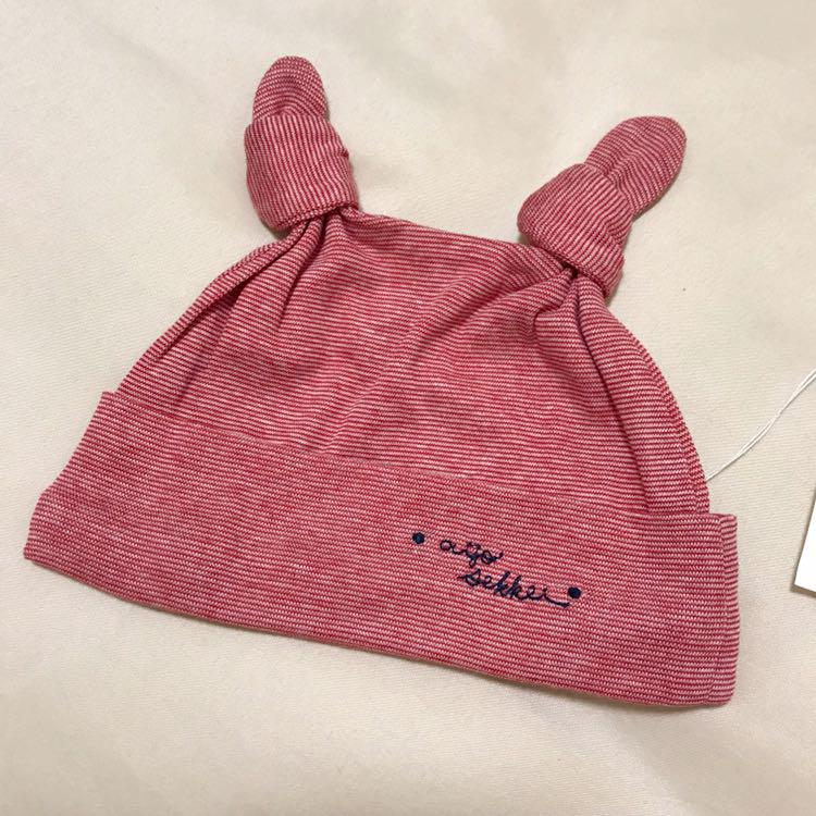 ff1a930e013ee メルカリ -   新品  キムラタン 帽子 赤ちゃん 新生児 日本製 綿100 ...