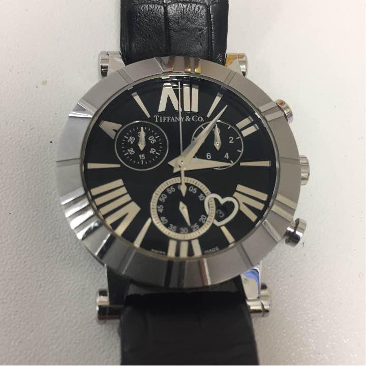 quality design 3f6b2 08773 ティファニー レディース アトラス 時計(¥59,800) - メルカリ スマホでかんたん フリマアプリ