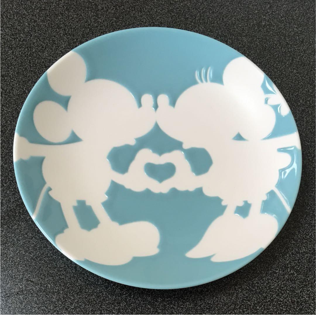 best loved 282ca 35d2f ディズニー ティファニーカラー お皿(¥1,080) - メルカリ スマホでかんたん フリマアプリ