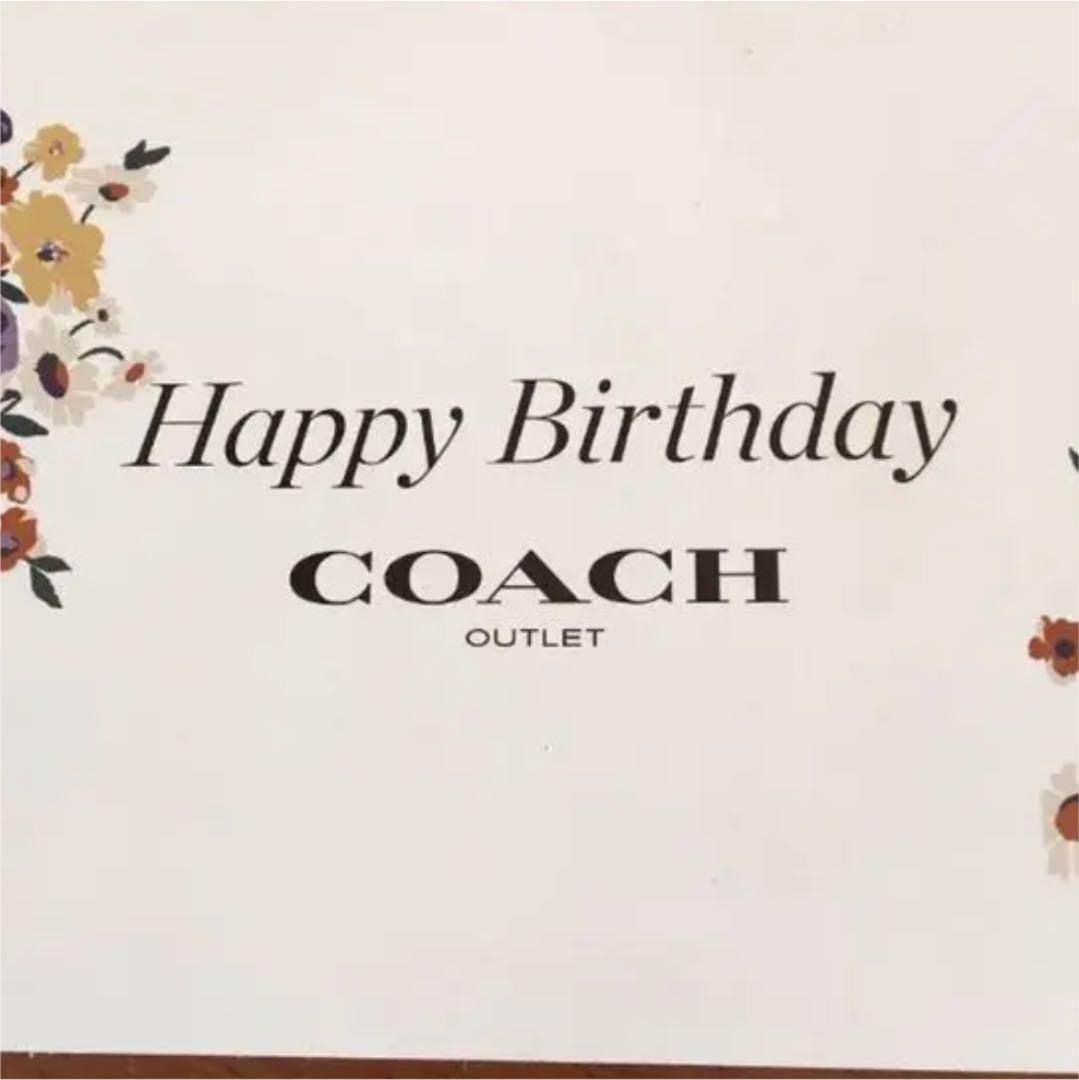 f75c1b3db081 メルカリ - 最安値 コーチ割引券 コーチクーポン coach アウトレット20 ...